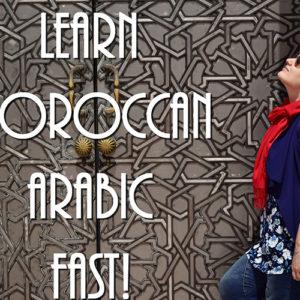 Arabic Online Course (Moroccan)
