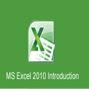 Microsoft Excel 2010 – Introduction Course