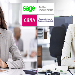 CIMA ACCREDITED – CERTIFICATE IN SAGE 50 & HIGHER CERTIFICATE IN SAGE 50 PACKAGE