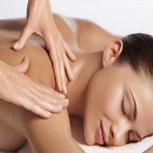 Diploma In Upper Body Massage