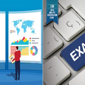 CIW DATA ANALYST CERTIFICATION TRAINING & EXAM
