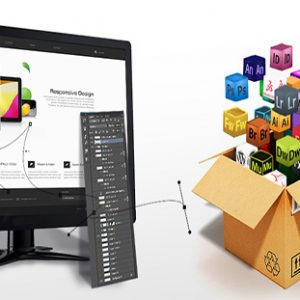 GRAPHIC DESIGN & WEBMASTER PACKAGE – 44 COURSES