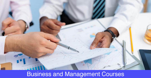 Business And Management Courses