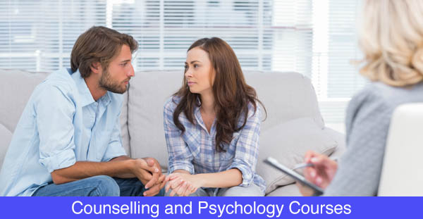 Counselling And Psychology Courses